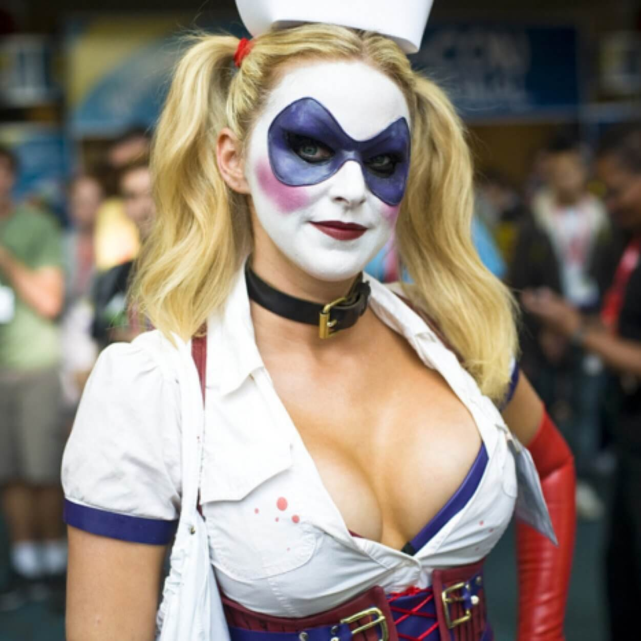 Harley Quinn sexy Pictures7