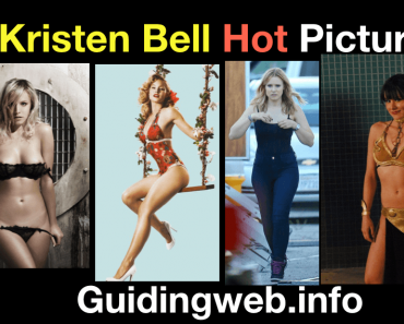 Kristen Bell Hot Pictures