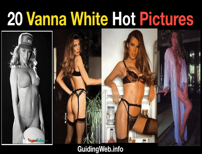 Vanna White Hot Picture